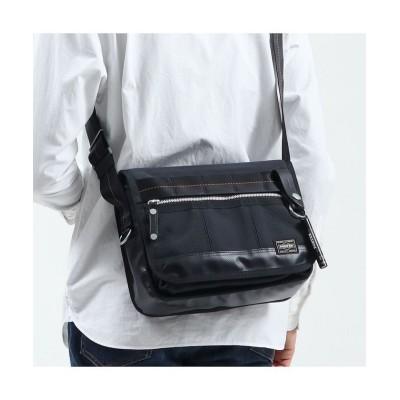 (PORTER/ポーター)吉田カバン ポーター ヒート タイプC ショルダーバッグ PORTER HEAT TYPE-C SHOULDER BAG 85周年 日本製 680-17982/ユニセックス ネイビー