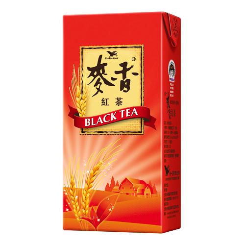 統一麥香紅茶TP375ml