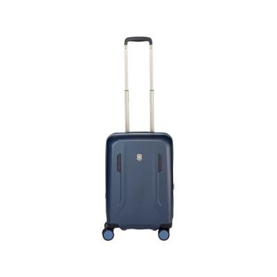 """ビクトリノックス Victorinox Swiss Army メンズ スーツケース・キャリーバッグ バッグ VX Avenue 22"""" Frequent Flyer Hardside Carry-On Suitcase Blue"""