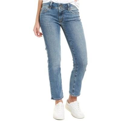ハドソンジーンズ デニムパンツ ボトムス レディース HUDSON Jeans Ginny Padua Straight Crop Jean -