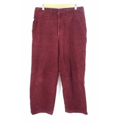 アンユーズド UNUSED 18AW Corduroy pants 細畝 コーデュロイパンツ メンズ J 中古 ブランド古着バズストア 200713