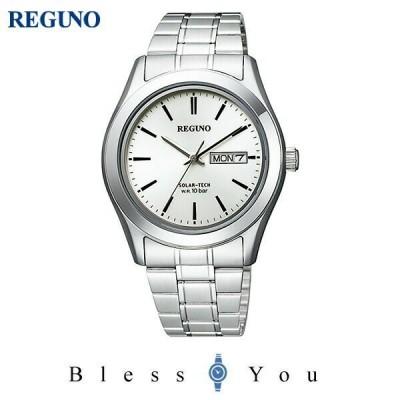 メンズ腕時計 シチズン レグノ メンズ 腕時計 ソーラーテック KM1-211-11 7500