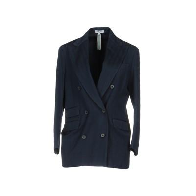 ボリオリ BOGLIOLI テーラードジャケット ブルー 46 コットン 50% / キュプラ 50% テーラードジャケット