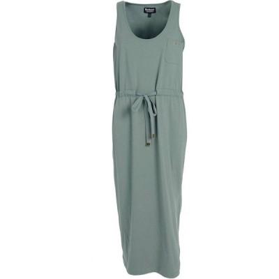バブアー Barbour International レディース パーティードレス ワンピース・ドレス Qualify Dress Lt Army Green