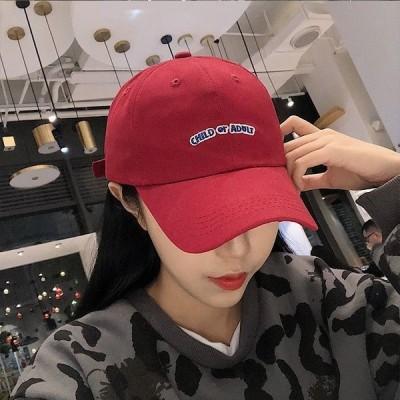 帽子メンズレディースワークキャップ男女兼用野球帽