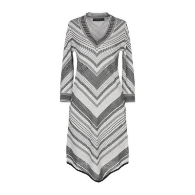 ICONA by KAOS チューブドレス ファッション  レディースファッション  ドレス、ブライダル  パーティドレス ライトグレー