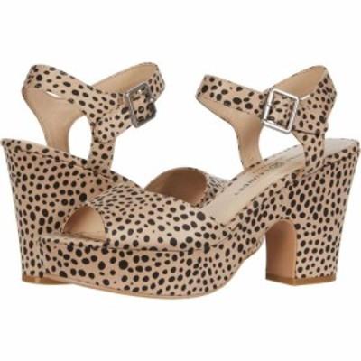 チャイニーズランドリー Chinese Laundry レディース サンダル・ミュール シューズ・靴 Bianca Beige Dot Cheetah