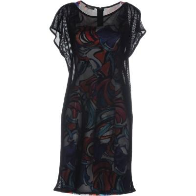 HANITA ミニワンピース&ドレス ブラック XS ポリエステル 95% / ポリウレタン 5% / ナイロン ミニワンピース&ドレス