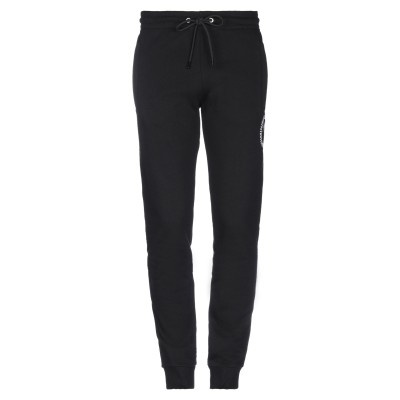 ビッケンバーグ BIKKEMBERGS パンツ ブラック XS コットン 100% / ポリウレタン パンツ