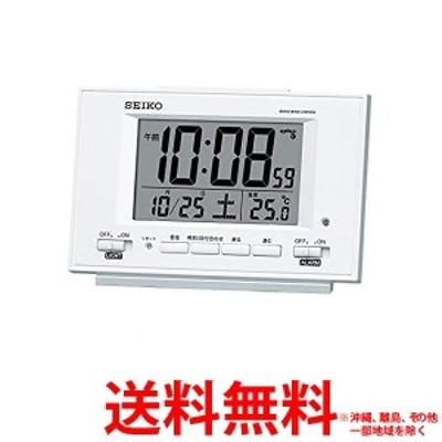 ◆最大1000円クーポン◆セイコー 電波目覚まし時計 SQ778W