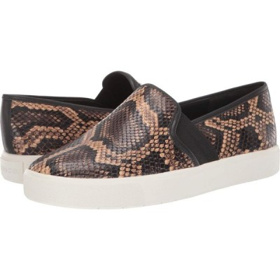 ヴィンス Vince レディース スニーカー シューズ・靴 Blair 5 Senegal Azzura Snake Print Leather