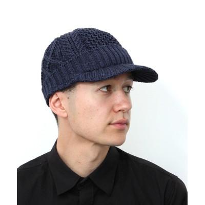 general design store / シルク プレイキャップ MEN 帽子 > キャップ