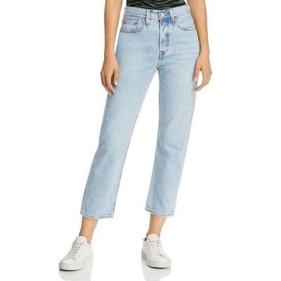 リーバイス レディース デニムパンツ ボトムス Wedgie Straight Jeans in Montgomery Baked