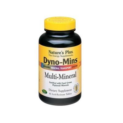 マルチミネラル (Dyno-Mins Multi-Mineral) ネイチャーズプラス