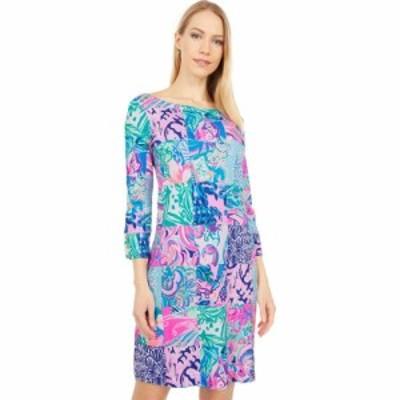 リリーピュリッツァー Lilly Pulitzer レディース ワンピース ワンピース・ドレス UPF 50+ Sophie Dress Multi Patch To Match