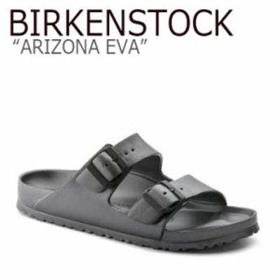 ビルケンシュトック サンダル BIRKENSTOCK レディース ARIZONA EVA アリゾナ エヴァ ANTHRACITE アントラシット 1001498 シューズ