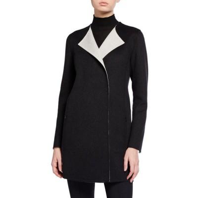 アクリス レディース コート アウター Wool-Cashmere Double-Breasted Coat