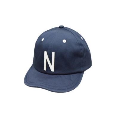MAZEMAZE / twill logo cap adult WOMEN 帽子 > キャップ