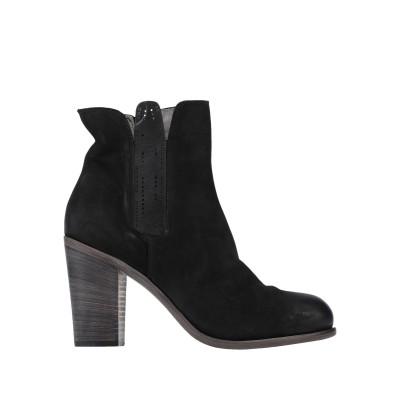 I.N.K. Shoes ショートブーツ ブラック 37 革 ショートブーツ