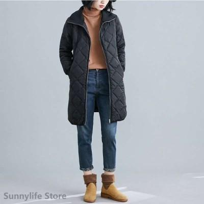 アウター コートレディース ワンピース ロングコート ジャケット 秋冬物 長袖 厚手 あったか 暖かい 防寒着 大きいサイズ バイカラー 体型カバース