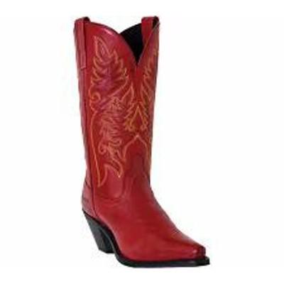 Laredo レディースシューズ Laredo Western Fashion 11 51055 Burnished Red