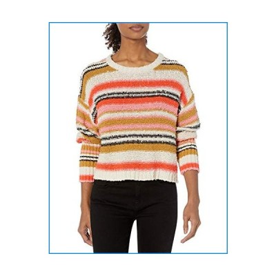 Billabong Women's Easy Going Sweater, Samba, L【並行輸入品】