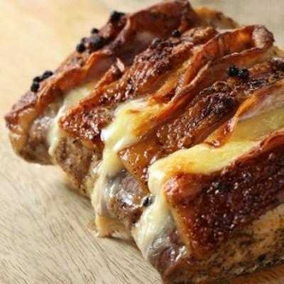 ロティ・オルロフ 約1.1kg ベーコンとチーズを挟んだ豚肉のロースト ブロック