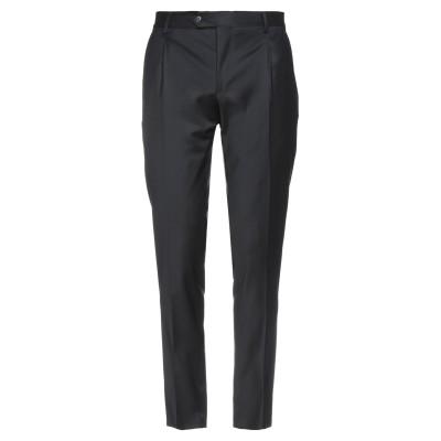 ブライアン デールズ BRIAN DALES パンツ ブラック 44 ポリエステル 54% / ウール 44% / ポリウレタン 2% パンツ
