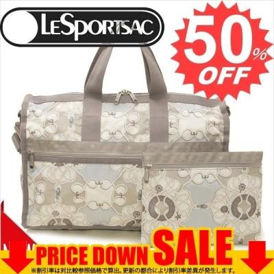 レスポートサック ボストンバッグ LeSportsac MEDIUM WEEKENDER 7184 e195 SEAFARING 比較対照価格 16,200 円