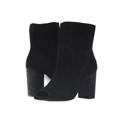 Chinese Laundry Tom Girl レディース ブーツ Black Split Suede
