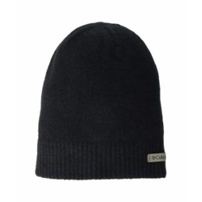 コロンビア メンズ 帽子 アクセサリー Ali Peak¢ Lightweight Beanie Black