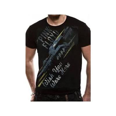 ロックTシャツ ピンク・フロイド Pink Floyd (Oversize WYWH) T-shirt  Sサイズ(131122)