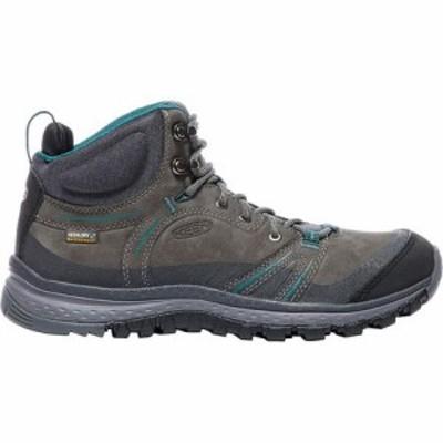 キーン キャンプ用品 Terradora Leather Mid Waterproof Boot - Womens