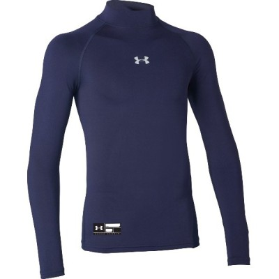 UNDER ARMOUR / UAヒートギアアーマー ロングスリーブ モック ユース(ベースボール/BOYS) KIDS トップス > その他トップス