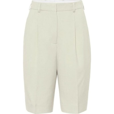 アクネ ストゥディオズ Acne Studios レディース ショートパンツ バミューダ ボトムス・パンツ Bermuda Shorts Pastel Green