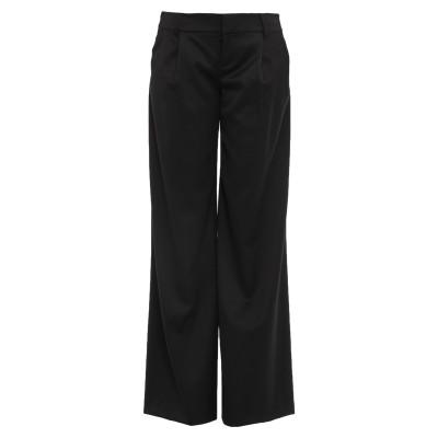 アリス・アンド・オリビア ALICE + OLIVIA パンツ ブラック 6 ウール 98% / ポリウレタン 2% パンツ
