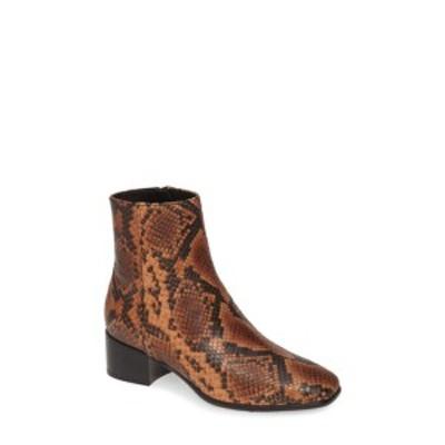 ラグアンドボーン レディース ブーツ&レインブーツ シューズ Aslen Leather Boot GLDENBRW