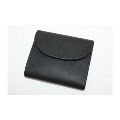 セトラー SETTLER / 3つ折り財布 ワンワールドコレクション OW1058 SMALL 3FOLD WALLET (ブラック)