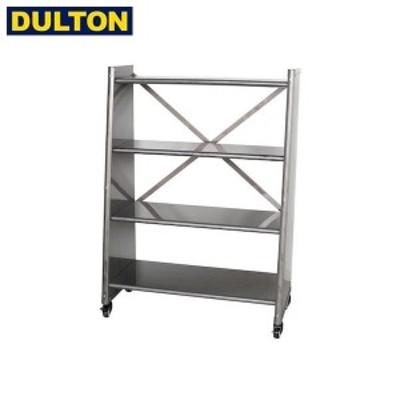 DULTON 4 タイヤー テーパード メタルシェルフ ロー 4 TIER TAPERED METAL SHELF RW [CT](CODE:116-323RW) ダルトン インダストリアル D