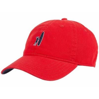 ジョニーオー 帽子 アクセサリー メンズ Topper Golf Cap Red