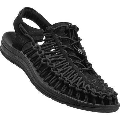 キーン Keen メンズ サンダル シューズ・靴 uneek sandals Black/Black