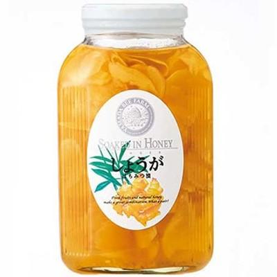 山田養蜂場 しょうがはちみつ漬 900g TW1010103496