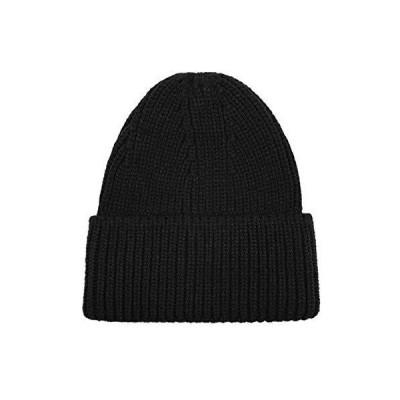 Faung ビーニー帽 男女兼用 暖かい冬用ビーニー帽 ゆったりとした帽子 冬用ニット帽 ユニセックス US サイズ: One Size カラー: ブ