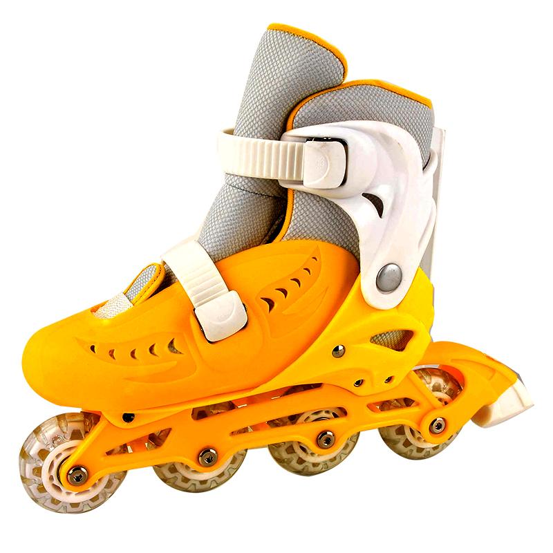 A1塑鋼彈跳直排輪鞋