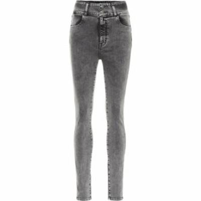 ジェイ ブランド J Brand レディース ジーンズ・デニム ボトムス・パンツ x Elsa Hosk Saturday high-rise skinny jeans everyday black