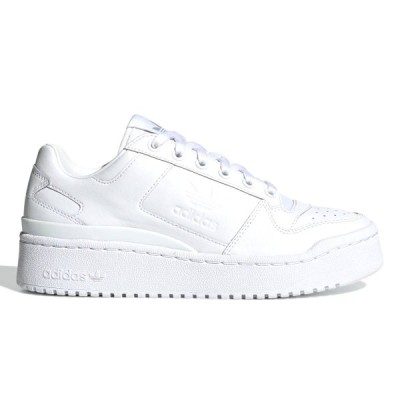 adidas FORUM BOLD W アディダス フォーラム ボールド ウィメンズ FTWR WHITE/FTWR WHITE/CORE BLACK fy9042