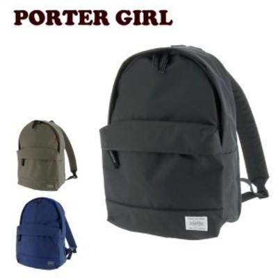 送料無料/ポーターガール/PORTER GIRL/リュックサック/バックパック/MOUSSE/ムース/DAYPACK S/デイパックS/751-18178/A4/B4/P10倍