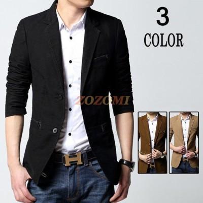 ストレッチ テーラードジャケット スーツジャケット メンズ ブレザー メンズファッション 紳士服 通勤 ビジネス