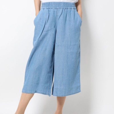 ゲス GUESS SAVANA PULL-ON CULOTTE (TAO BLUE WASH)