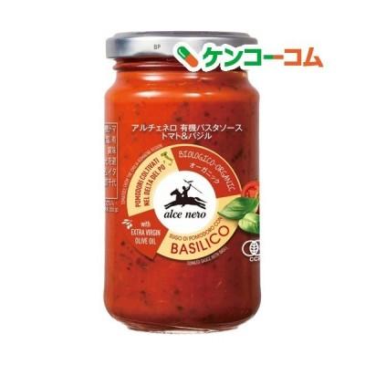 アルチェネロ 有機パスタソース トマト&バジル ( 200g )/ アルチェネロ